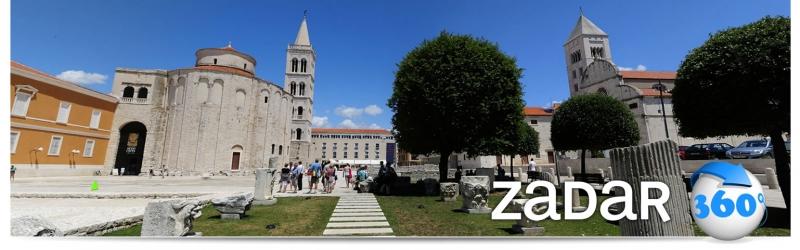 Zadar Virtual Tour 360