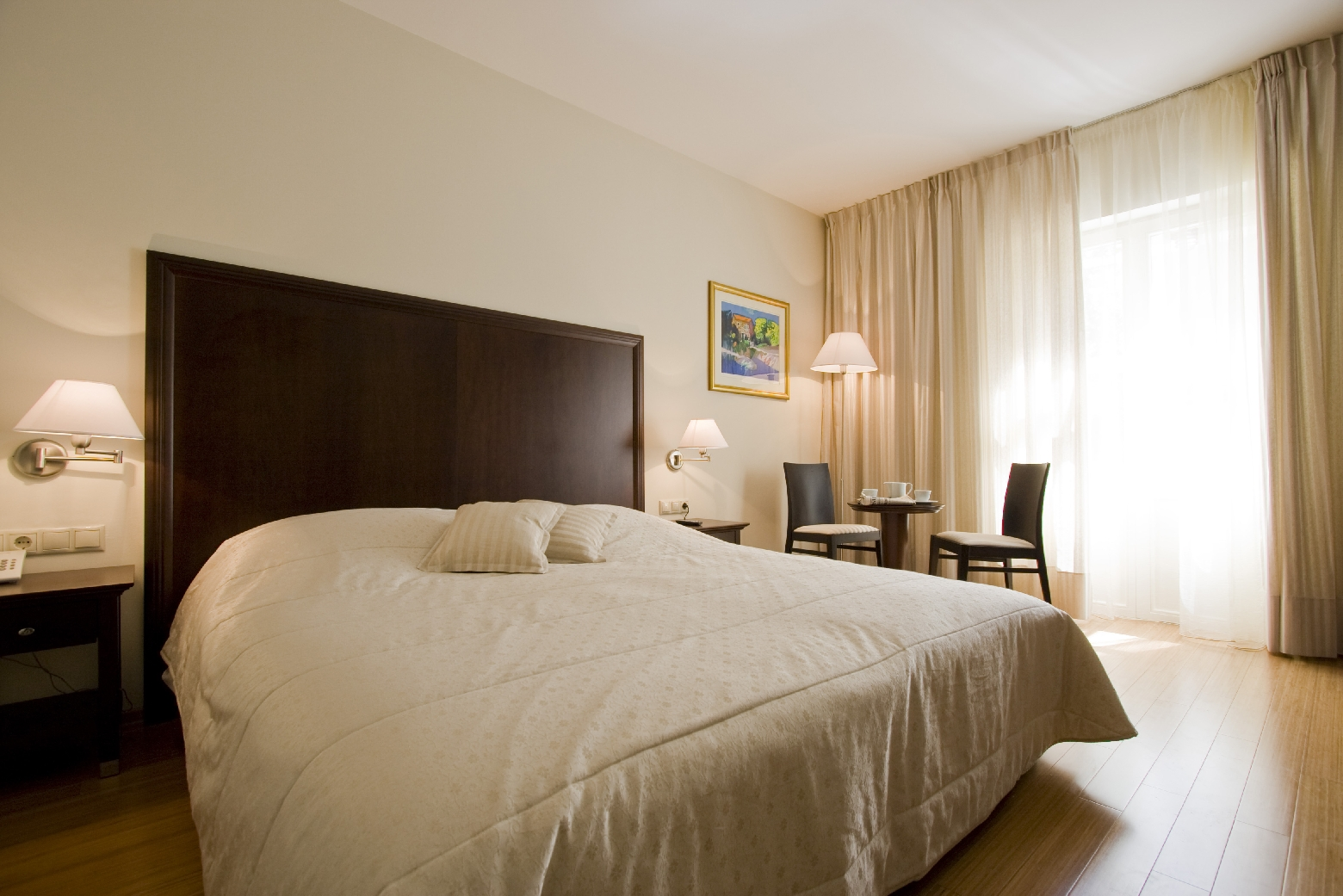 Double Rooms - Sea Side